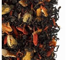 Herbata czarna smakowa Jagoda Goji