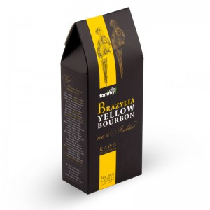 Kawa Brazylia Yellow Bourbon BOX ziarnista