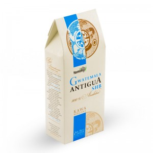 Kawa Gwatemala Antigua SHB BOX mielona