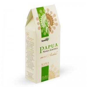Kawa Papua Nowa Gwinea BOX mielona