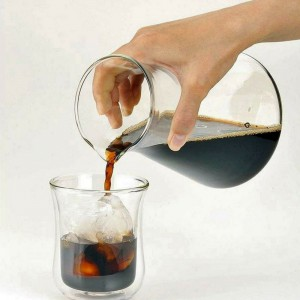 Iwaki Water Drip Coffe Server