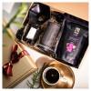 Zestaw Aeropress+ kawa Indie Monsooned Malabar AA - idealny prezent dla Taty