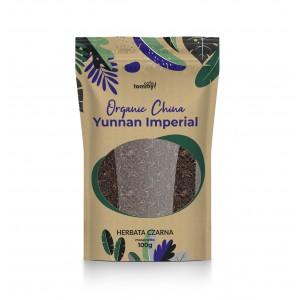 Herbata czarna China Yunnan Imperial Organic