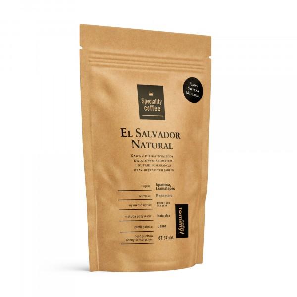 Kawa El Salvador Natural 250g mielona