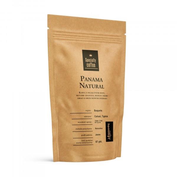 Kawa Panama Natural 250g ziarnista