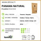 Kawa PANAMA NATURAL mielona 250g