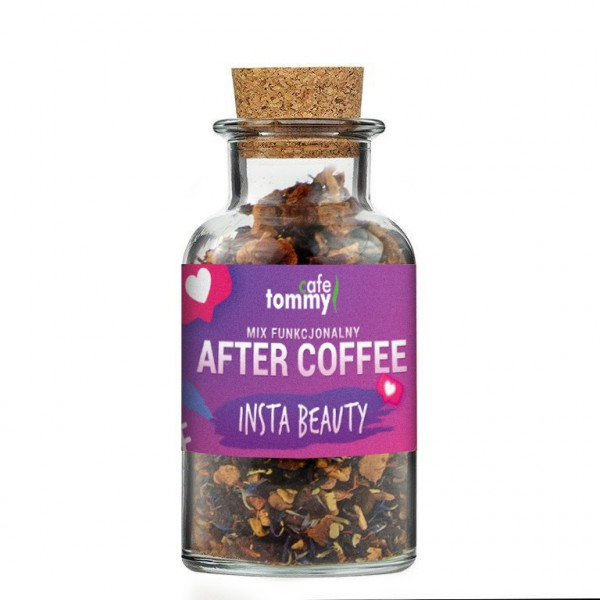 AFTER COFFEE mix funkcjonalny INSTA BEAUTY 110g
