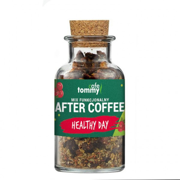 AFTER COFFEE mix funkcjonalny HEALTHY DAY 150g