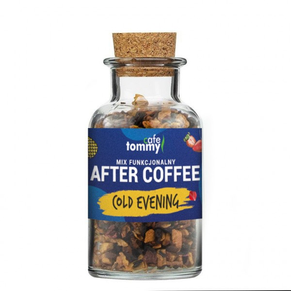AFTER COFFEE mix funkcjonalny COLD EVENING 100g