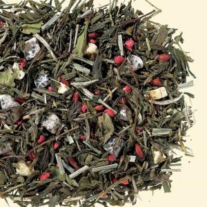 Herbata biała/zielona smakowa Smoczy Owoc