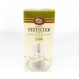 Filtry papierowe do herbaty rozm. M (1,2l.) 100szt