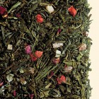 Herbata zielona/biała smakowa Pocałunek Anioła