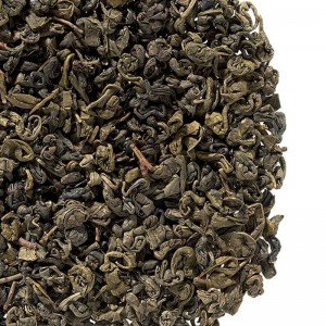 Herbata zielona China Gunpowder Organic