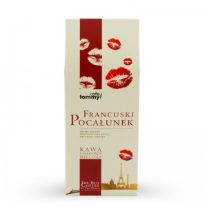 Kawa smakowa Francuski BOX mielona