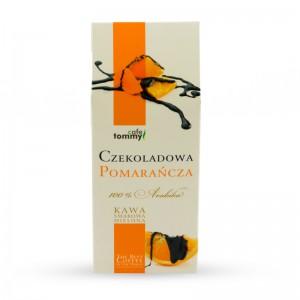 Kawa smakowa Czekoladowa pomarańcza BOX mielona