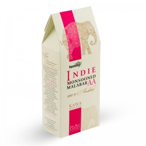Kawa Indie Monsooned Malabar BOX mielona