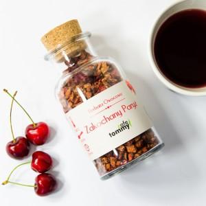 Herbata owocowa Zakochany Paryż w butelce