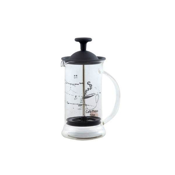 french press hario tommy cafe