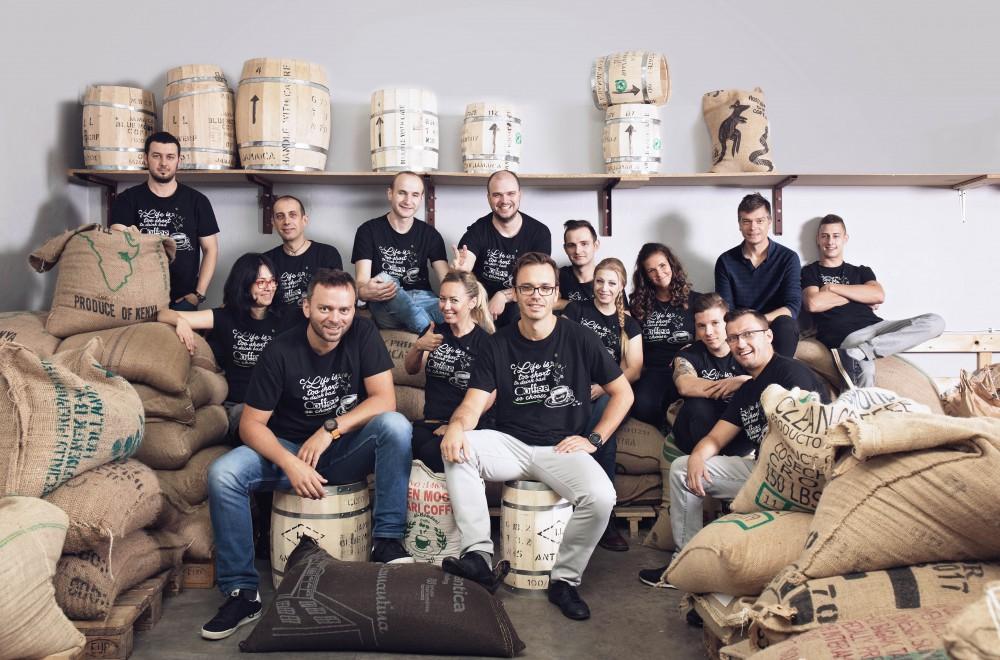 Jak powstaje kawa czyli produkcja kawy od A do Z