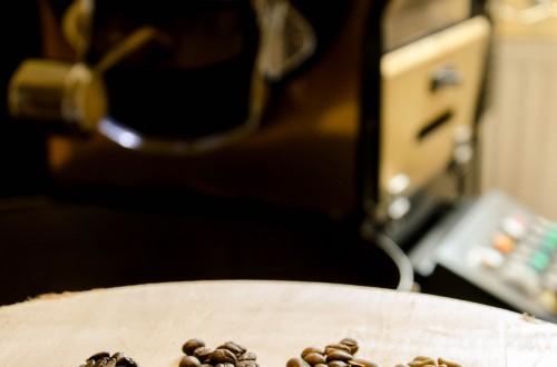 Jaka jest różnica pomiędzy kawą jasno paloną, średnio paloną, a mocno paloną?