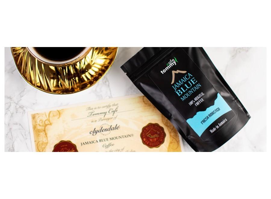 Jamaica Blue Mountain - prawdziwy szampan wśród kaw!
