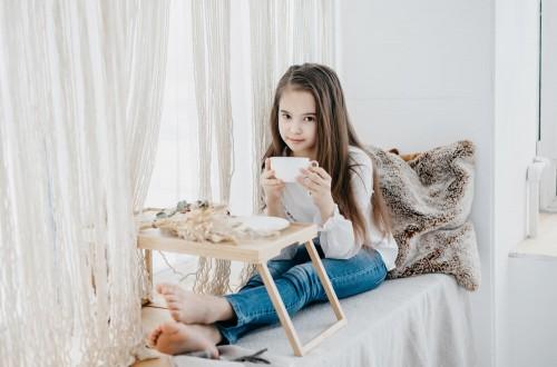Czy dzieci mogą pić kawę?