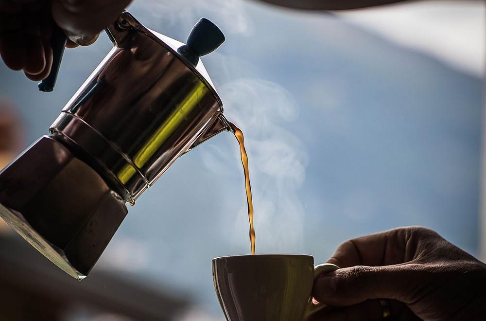 Kawiarka - jak ona właściwie działa?