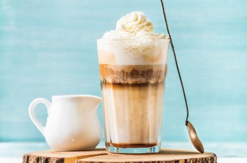 Kawa mrożona - Księga 15 najlepszych przepisów