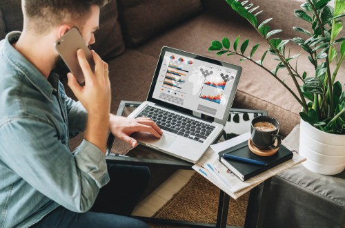 Kawa jako benefit dla pracowników na home office